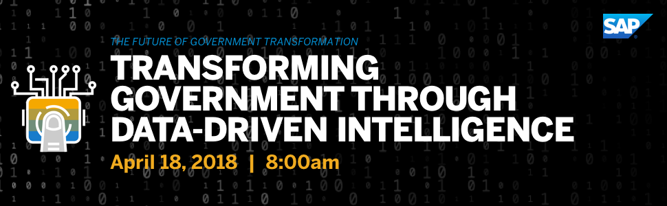 SAP: Transforming Government through Data-Driven Intelligence