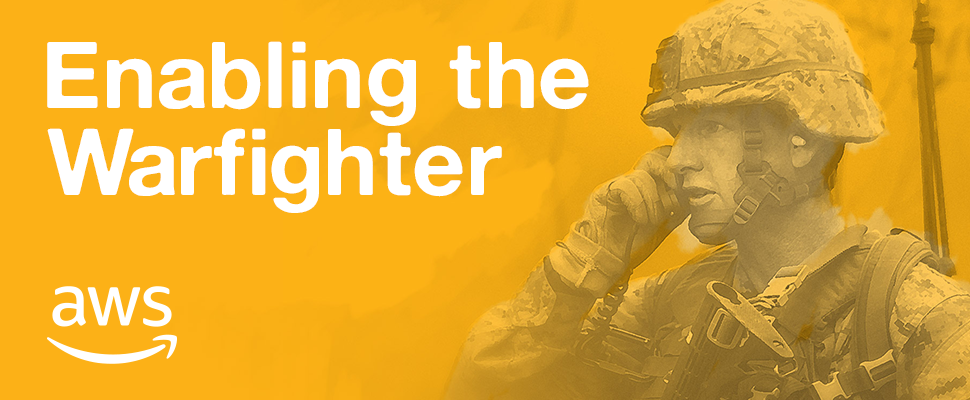 Enabling the Warfighter: Bringing the cloud to the tactical edge