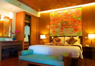Spa Deluxe Room