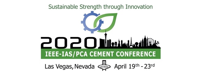 2020 IEEE-IAS/PCA Cement Industry Technical Conference