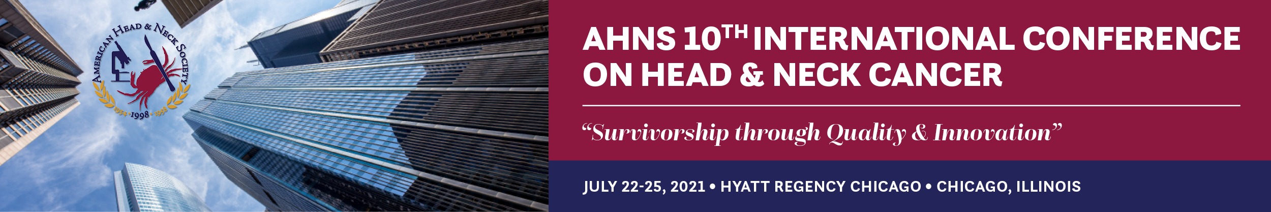 AHNS 10th International Conference on Head and Neck Cancer