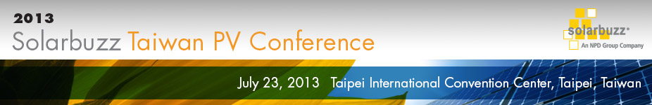 2013-Taiwan-PV-Conference-CVENT