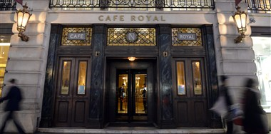 Hotel Cafe Royal Exterior