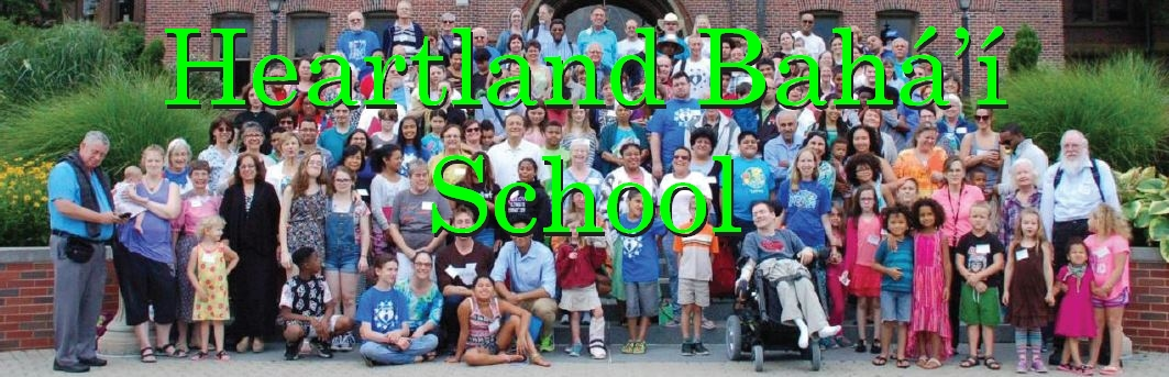 Heartland Summer Baha'i School 2019