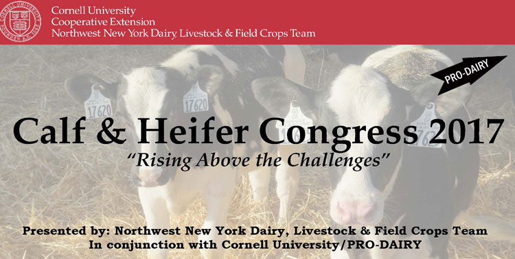 Calf & Heifer Congress 2017 Industry Sponsorships