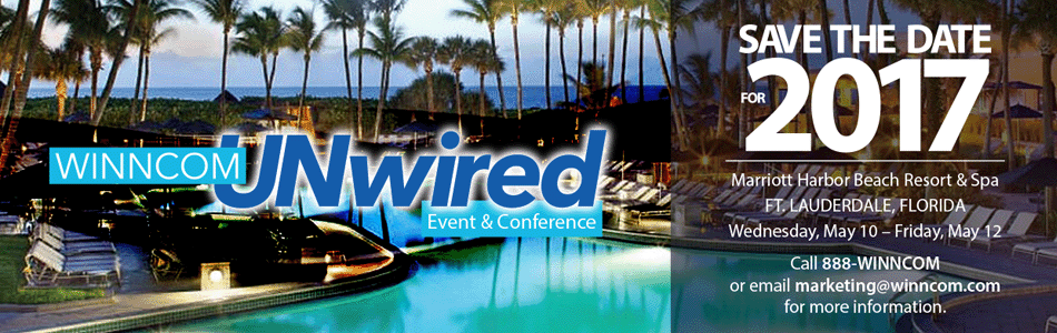 Winncom UnWired 2017 - Event & Conference
