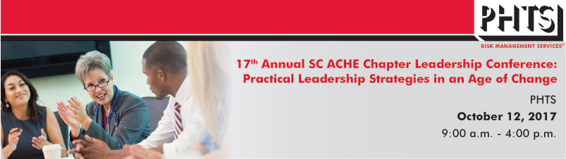 17th Annual SC ACHE Chapter Leadership Conference