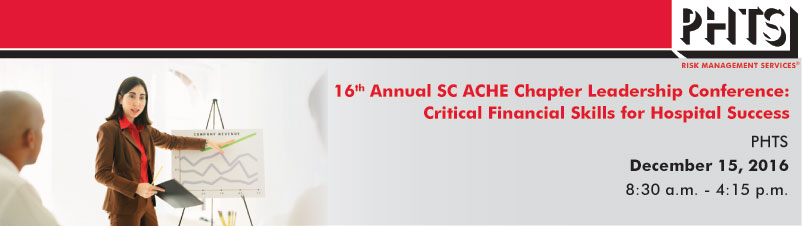 16th Annual SC ACHE Chapter Leadership Conference