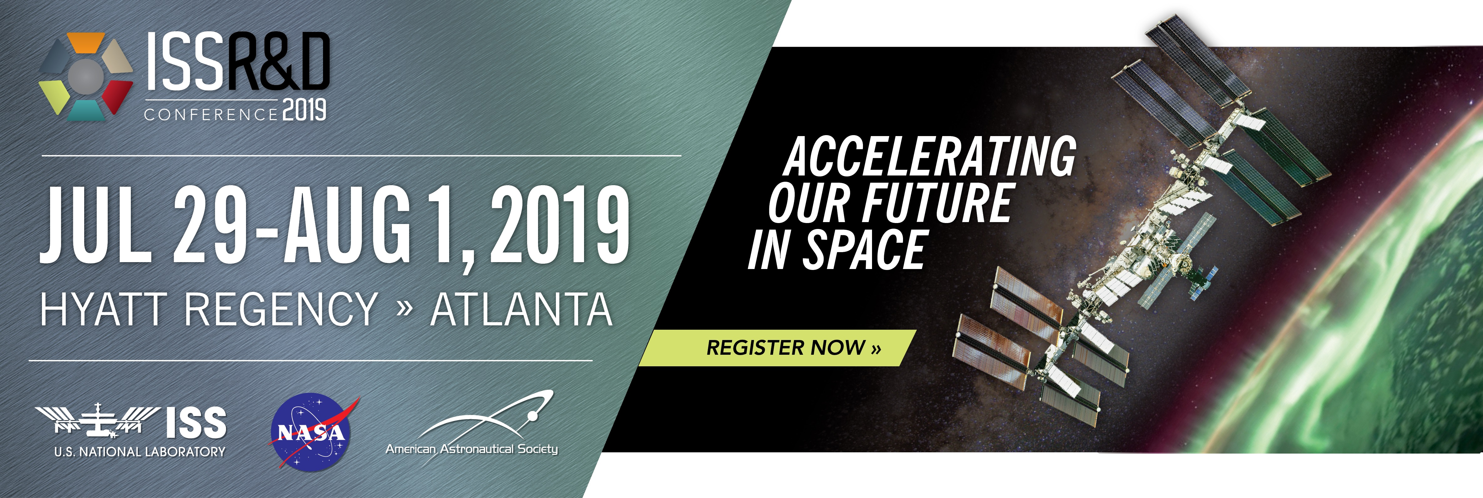 2019 International Space Station Research & Development Conference