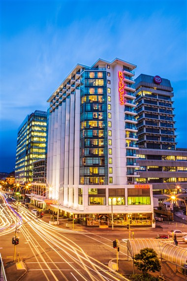 Rydges Wellington Exterior