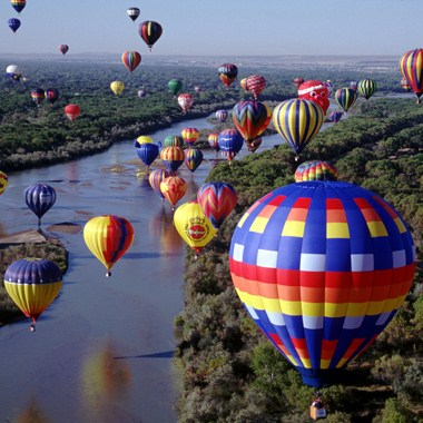 Hot Air Balloon Capital of the World