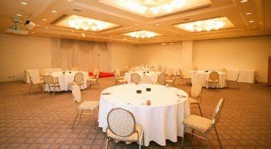 Inside Banquet Hall
