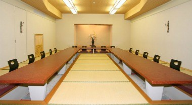 Japanese Inside Banquet Hall