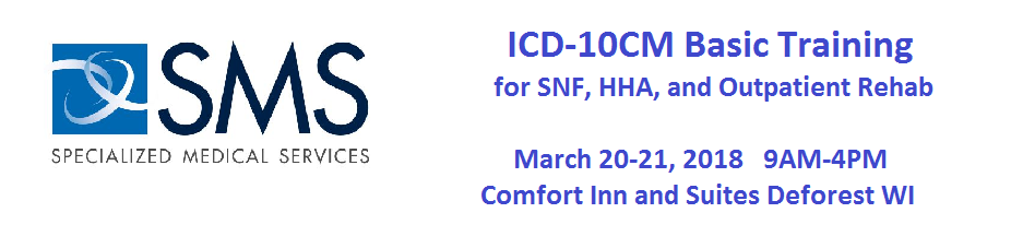 ICD-10-CM Coding for Long Term Care Providers