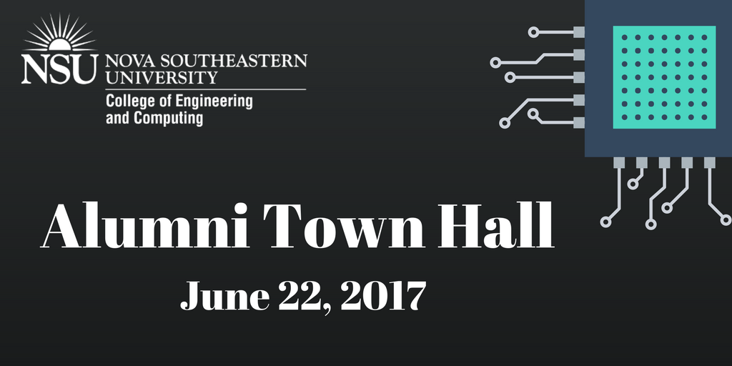 College of Engineering and Computing Town Hall with Dean Tao