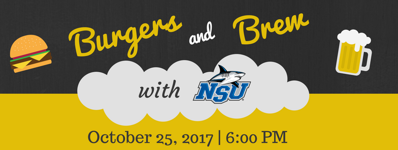 Burgers & Brew with NSU - New York