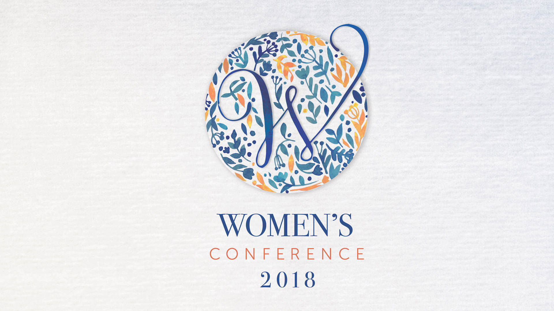 2018 Womens Conference