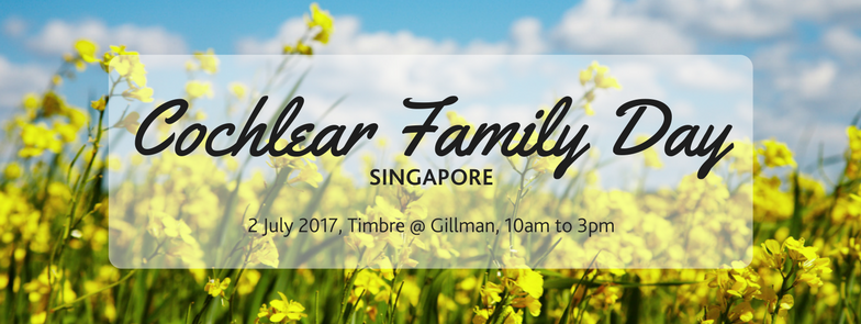 Cochlear Family Day, Singapore