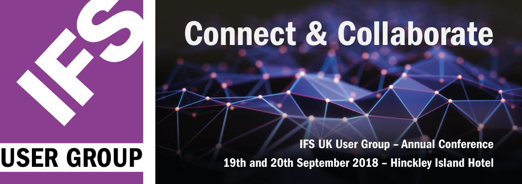 IFS UK User Group - Annual Conference 2018