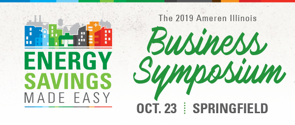 2019 Ameren Illinois Business Symposium