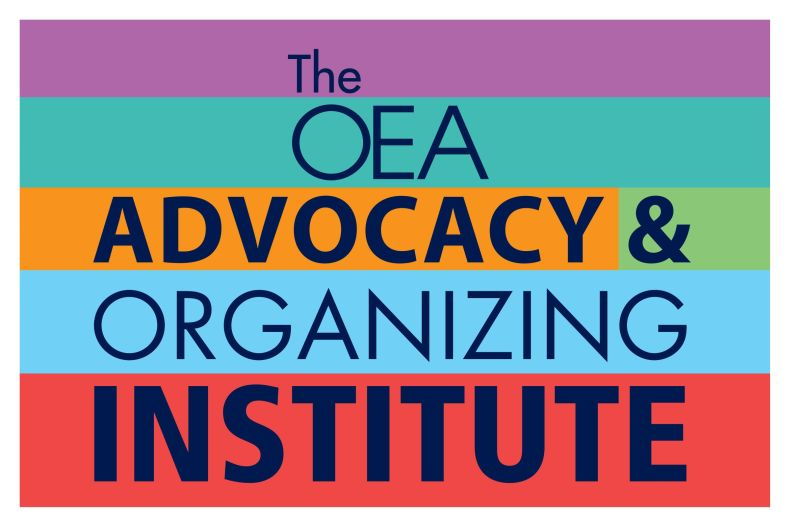 OEA Advocacy and Organizing Institute 2020