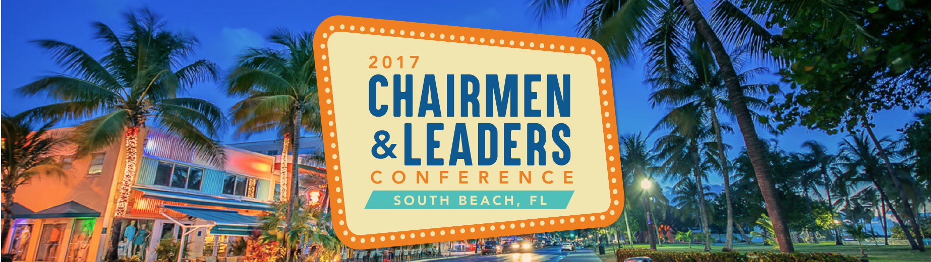 2017 Chairmen & Leaders Conference