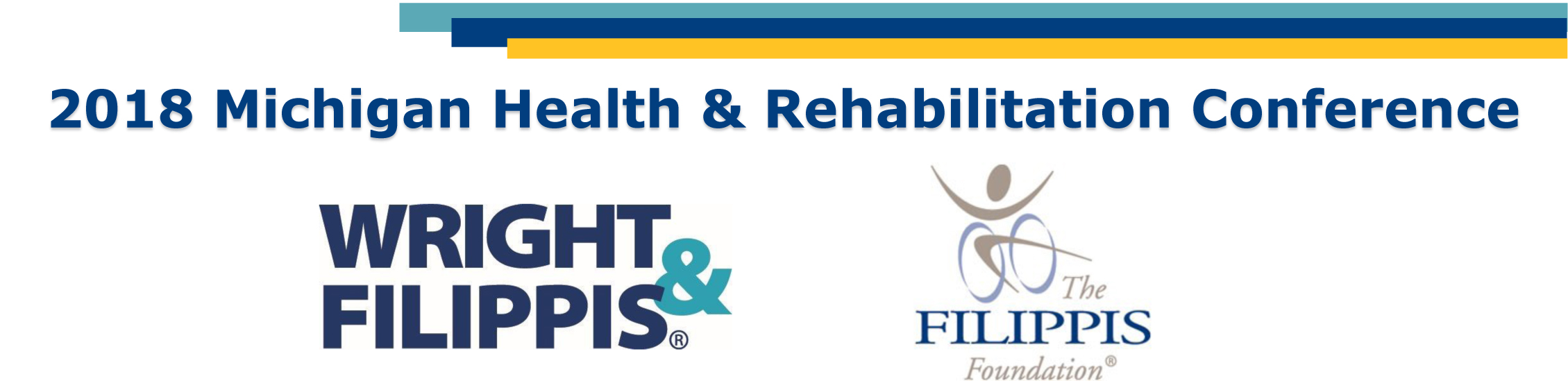 2018 Michigan Health & Rehabilitation Conference