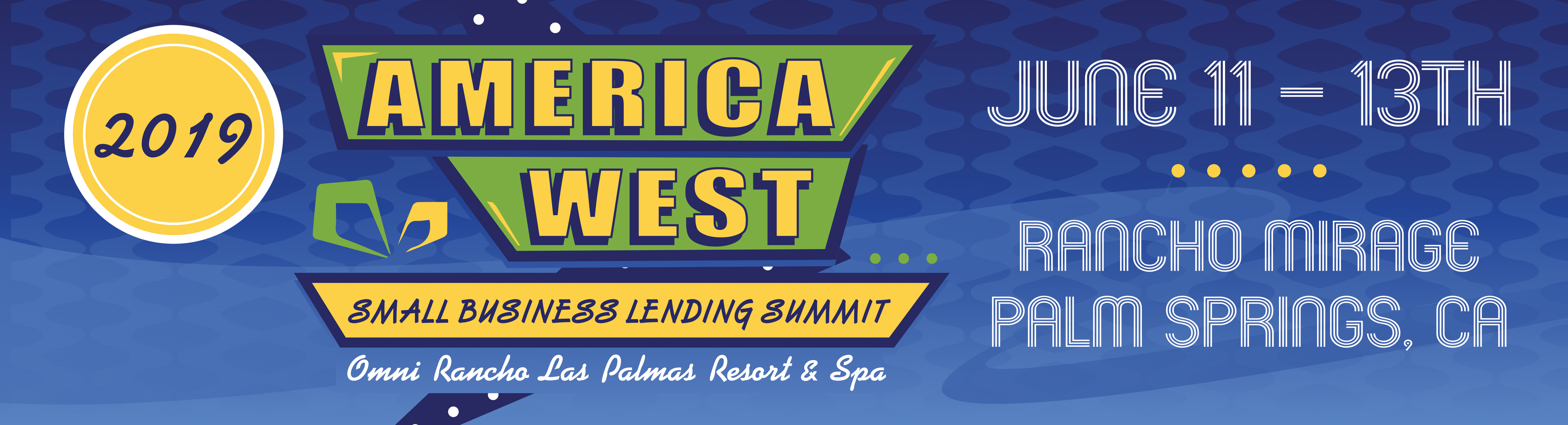 America West Small Business Lending Summit 2019
