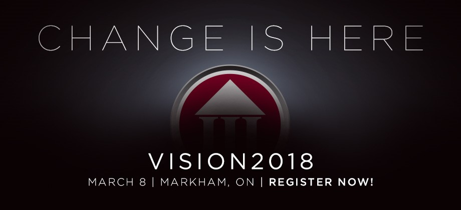 VISION2018 Conference and Crystal Awards & Gala
