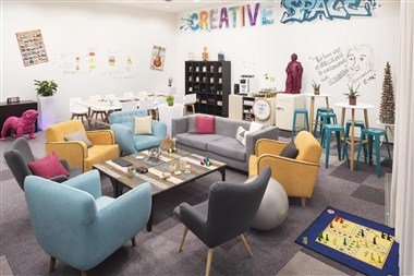 Creative Space - Meeting Room
