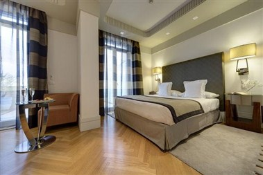 Supreme Room with Terrace