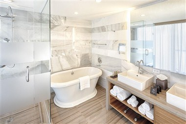 Chic Suite Bathroom