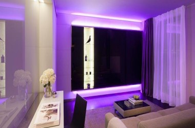 Personality Suite - Living Area