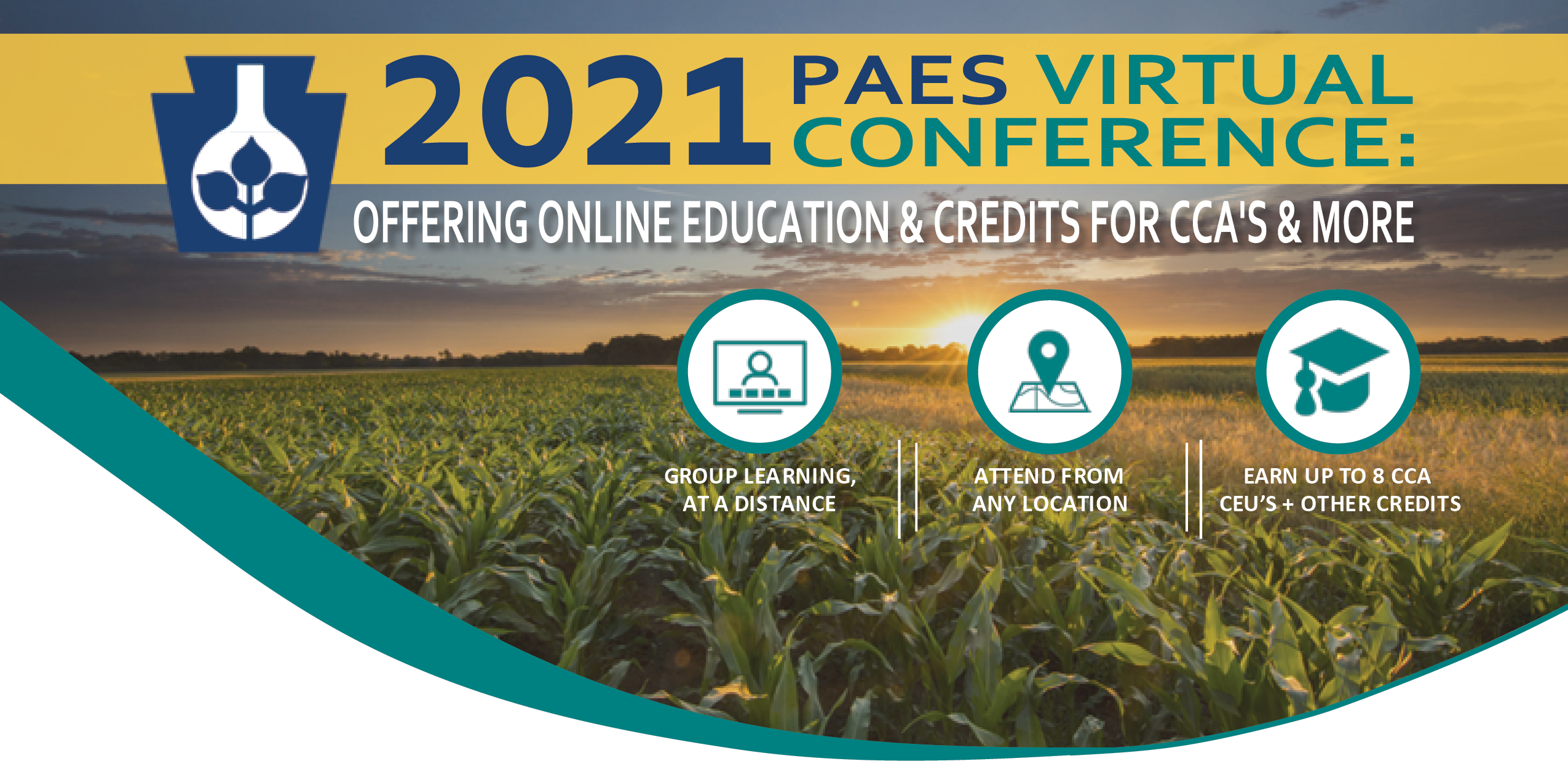 2021 PA Agronomic Education VIRTUAL Conference Registration