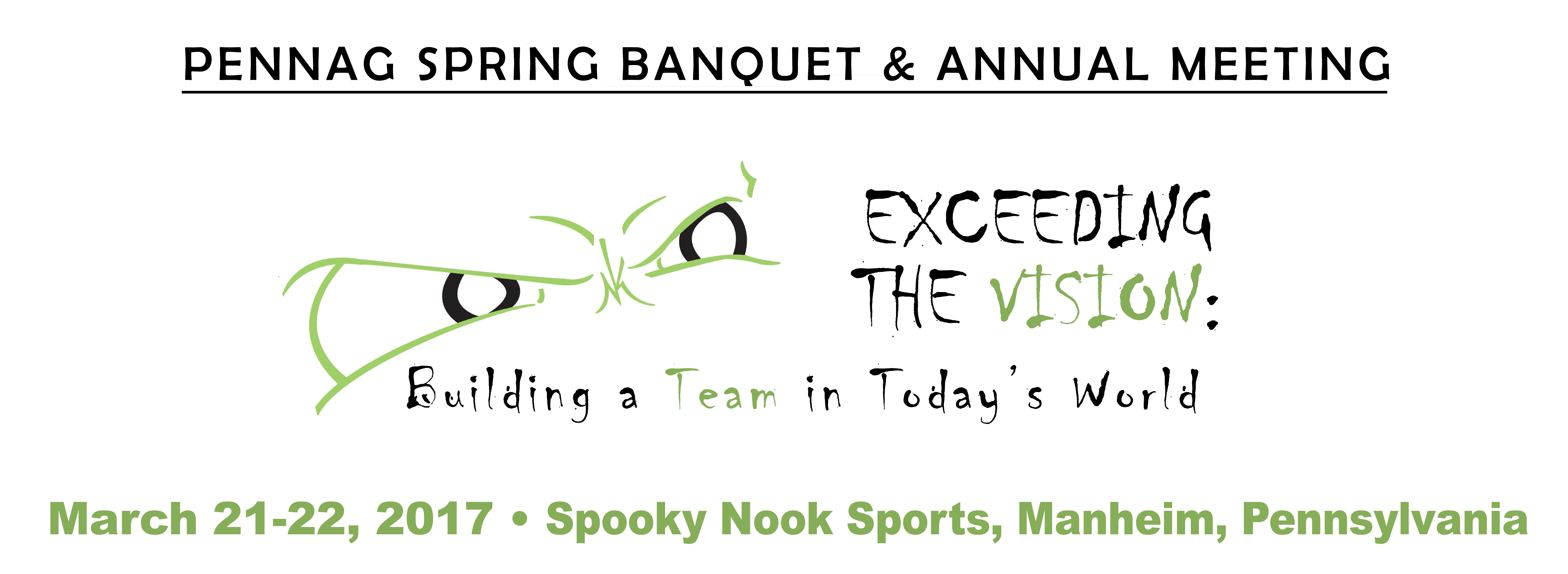 2017 PennAg Spring Banquet & Annual Meeting Registration
