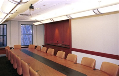 Bill and Ruth Hamilton Boardroom