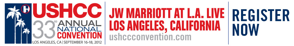 Attendee - USHCC's 2012 Annual National Convention
