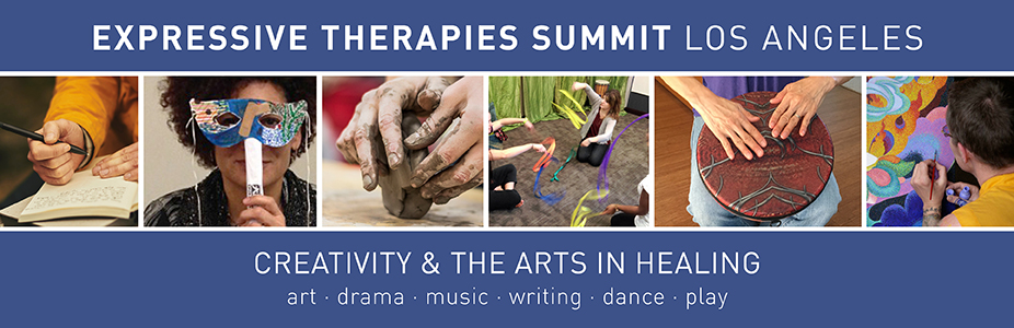 Expressive Therapies Summit: Los Angeles 2018