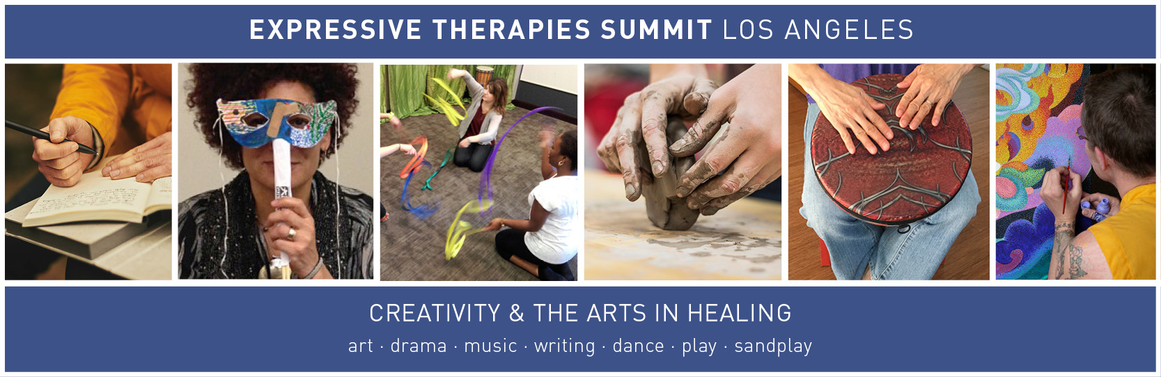 Expressive Therapies Summit: Los Angeles 2020 Registration Site