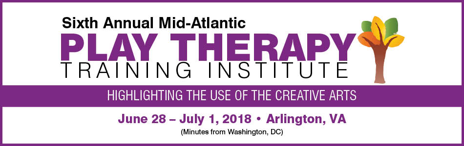 Mid-Atlantic Play Therapy Training Institute - 2018