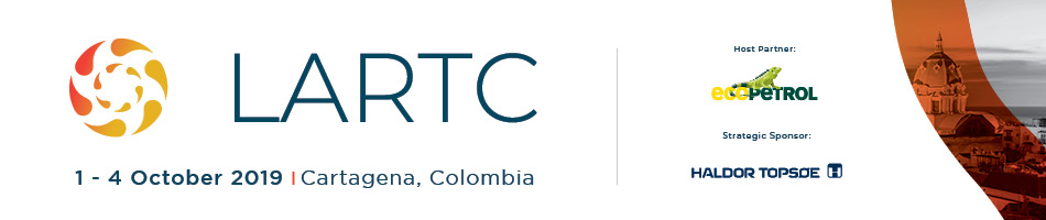 LARTC 2019 (Latin American Refining Technology Conference)