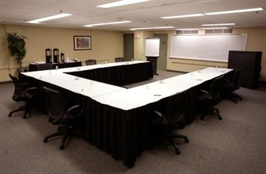 Boardroom Meeting Space