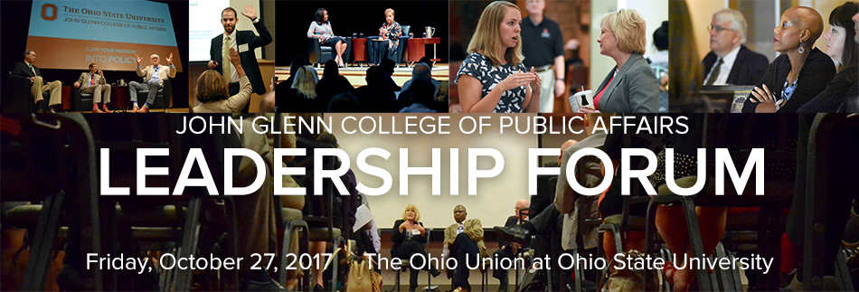 2017 Glenn College Leadership Forum
