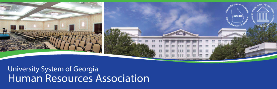 USG Human Resource Association and Payroll Spring 2014 Joint Conference