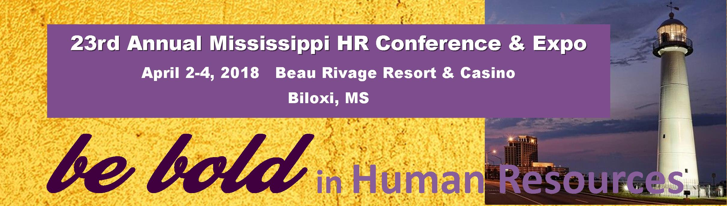 23rd Annual Mississippi Human Resource Conference and Expo