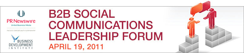 B2B Social Communications Leadership Forum