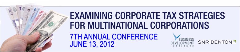 Examining Corporate Tax Strategies for Multinational Corporations