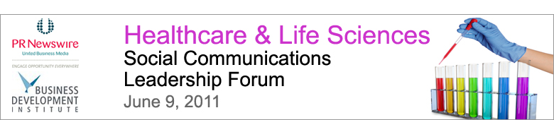 Healthcare & Life Sciences Social Communications Leadership Forum