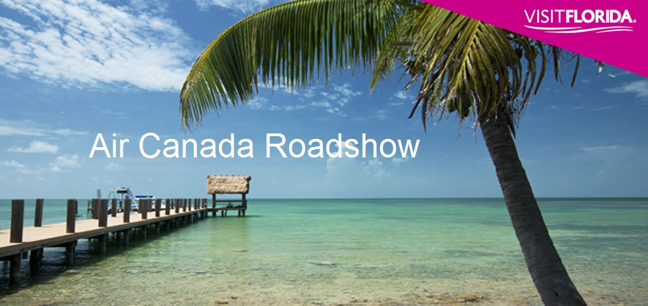 Air Canada Travel Trade Roadshow
