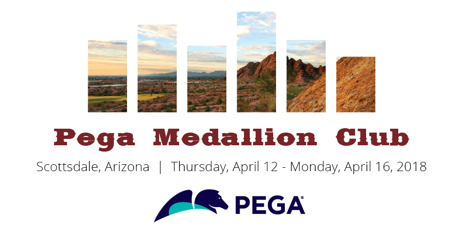 Pegasystems Medallion Club Trip 2018